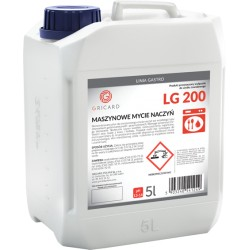 LG 200 Maszynowe mycie naczyń