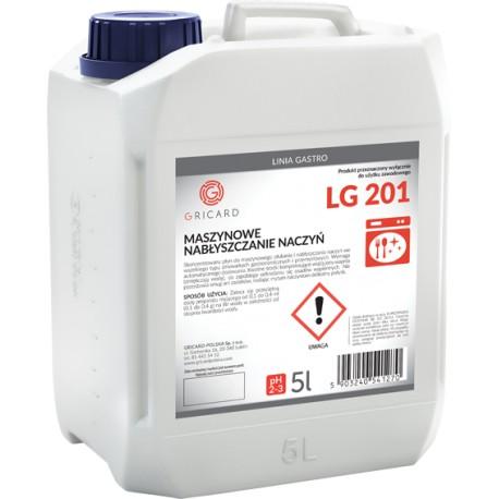 LG 201 Maszynowe nabłyszczanie maszyn