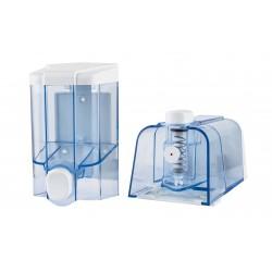 Dozownik Eco do mydła w płynie o pojemności 0.5l zamykany na kluczyk