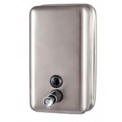 Stalowy dozownik do mydła w płynie nalewany 0,5 L