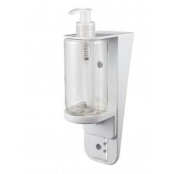 Dozownik do mydła w płynie/szamponu/żelu pod prysznic, 300 ml